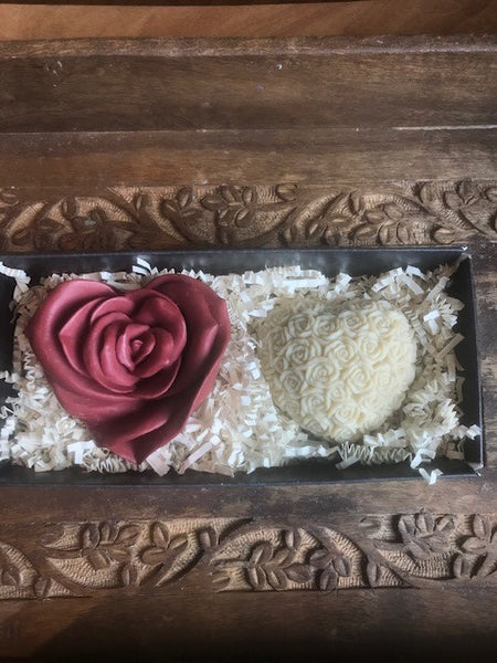 Floral Love Gift Set #2 - 2 Luxury Soaps
