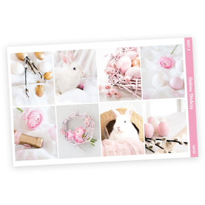 WEEKLY STICKER KIT • EASTER - Station Stickers