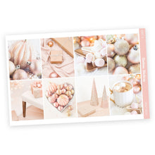 Load image into Gallery viewer, WEEKLY STICKER KIT • HOLLY JOLLY - Station Stickers
