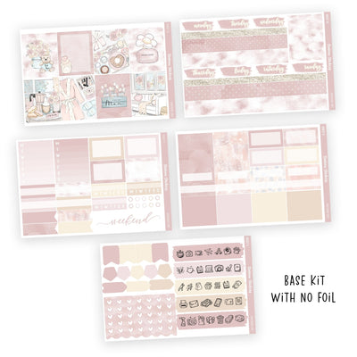 WEEKLY STICKER KIT • MOTHERS DAY-Station Stickers