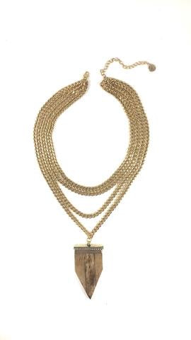 THE WOODSON NECKLACE