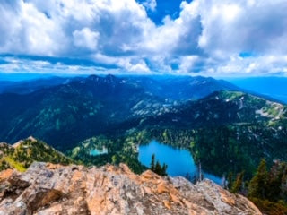 Jewel Basin, Montana's crown of the continent