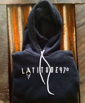 Signature Compass A Men's Classic Hoodie