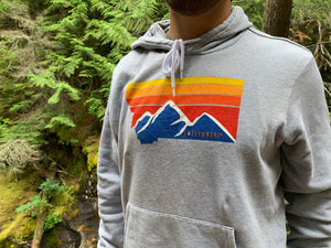 Authentic Latitude 47° Men's Classic Hoodie