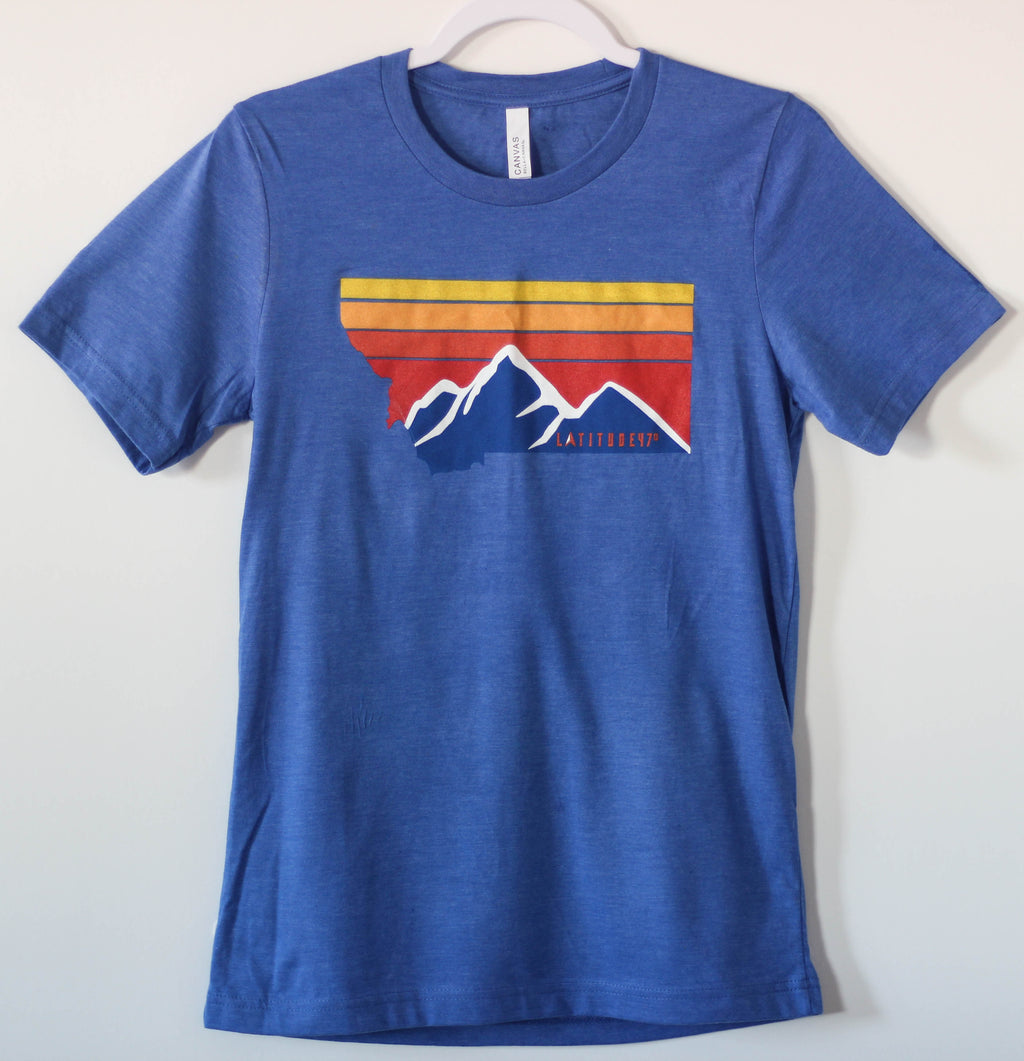 Authentic Latitude 47° Men's Tee