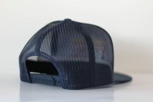 Authentic Latitude 47° Mesh Classic Trucker Hat
