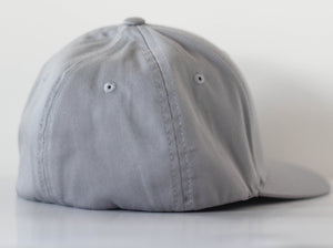 Big Sky Cow Skull Flexfit Hat - Final Clearance!