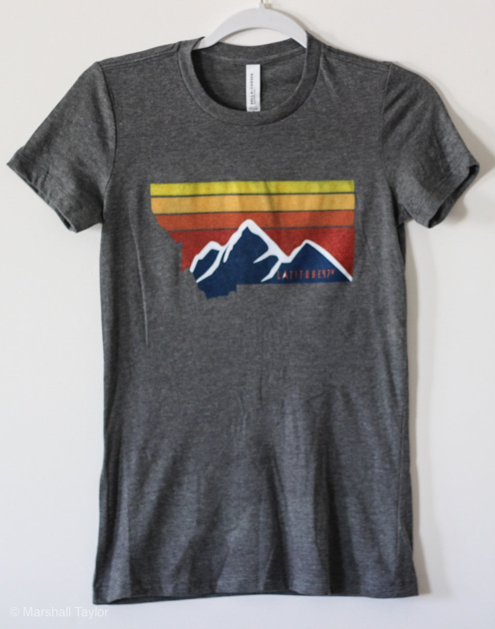 Authentic Latitude 47° Women's Tee