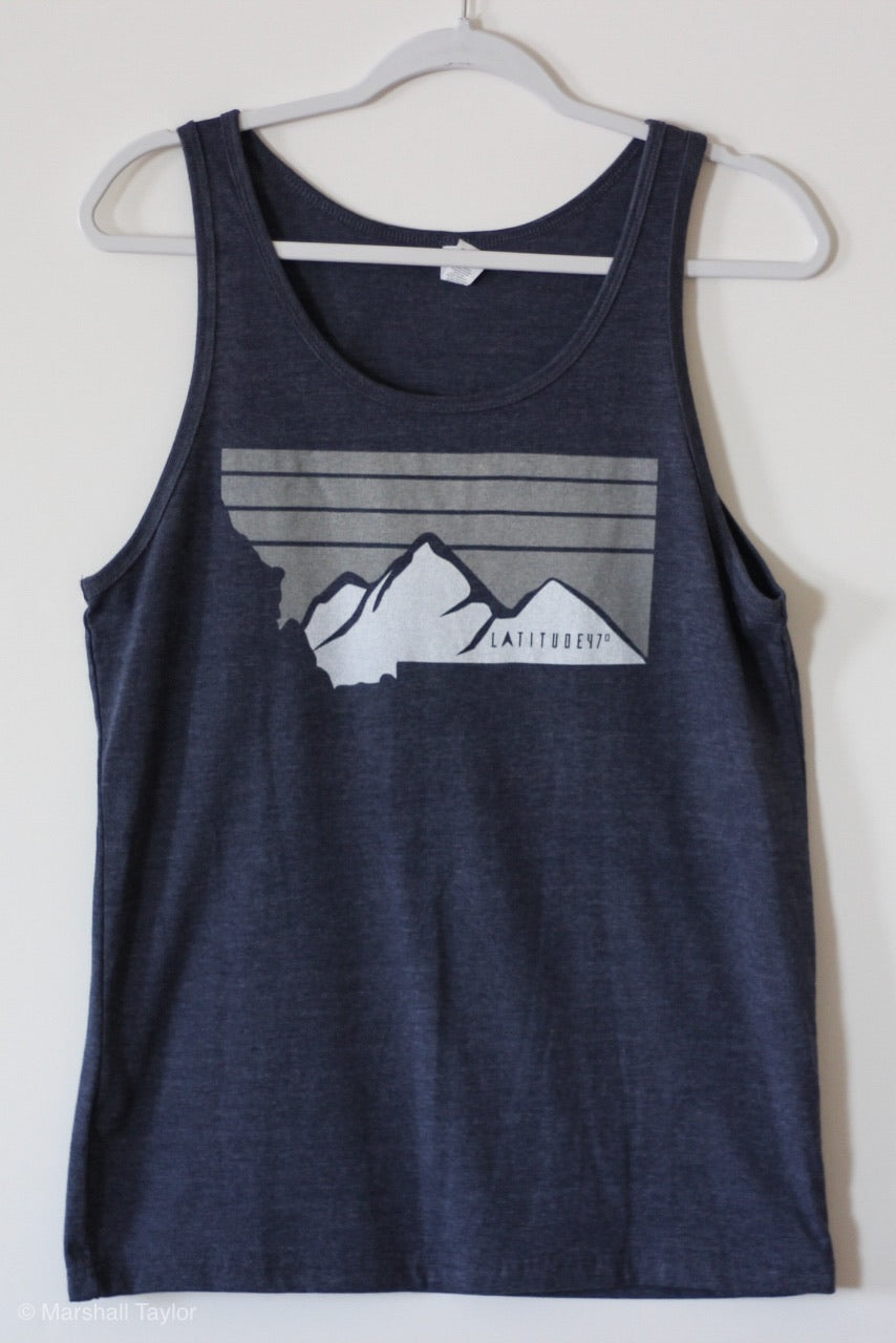 Montana 2nd Generation Men's Tank - Final Clearance!