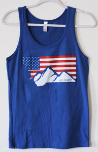 American Flag Men's Tank - Final Clearance!