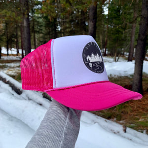 Little Explorer Wilderness Youth Mesh Hat