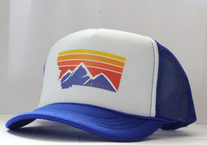 6 Color Youth Hat