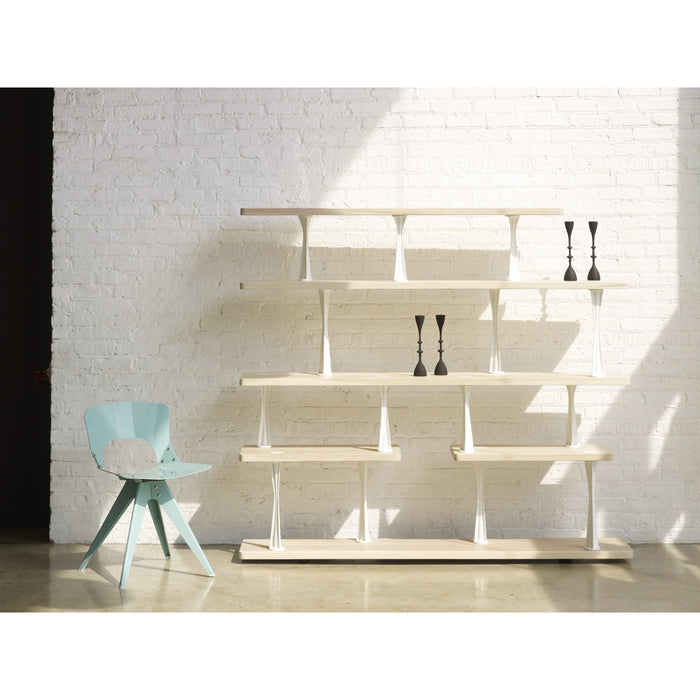 Machine Shelving by Ayush Kasliwal