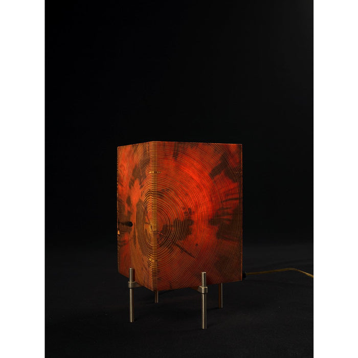 Southern Yellow Pine Lamp Michael W. Dreeben