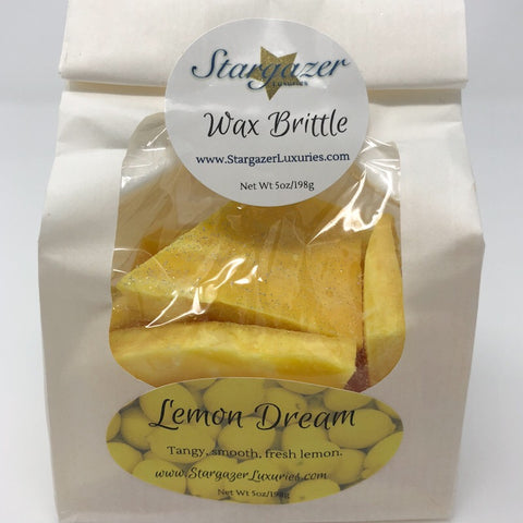 Lemon Dream Wax Brittle