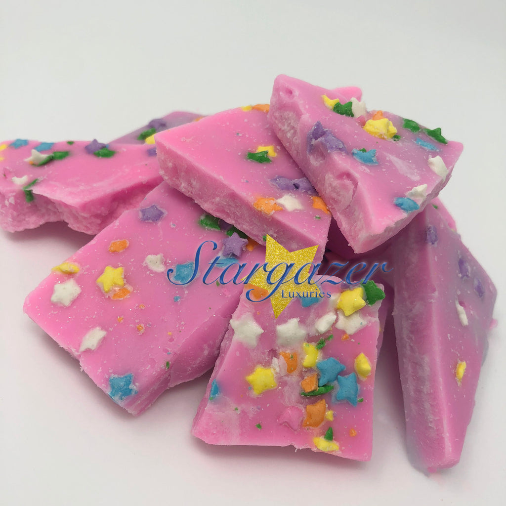 Cotton Candy Wax Brittle