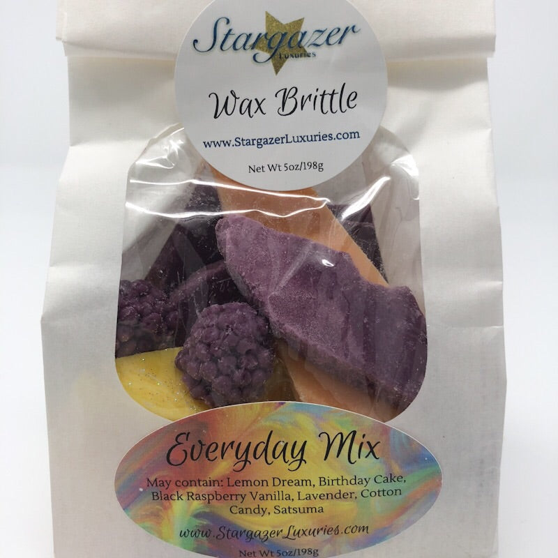 Variety Pack Wax Brittle