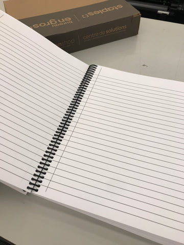 Indigenous notebook - 150 pages - colouringitforward (4912553197701)