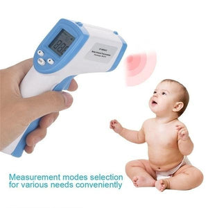 Digital Non-Contact Infrared Thermometer Body Temperature Thermometer For Adult Kids