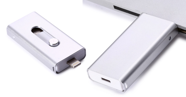 iOS Flash USB Drive for iPhone & iPad - IOS Flash Drive - 2