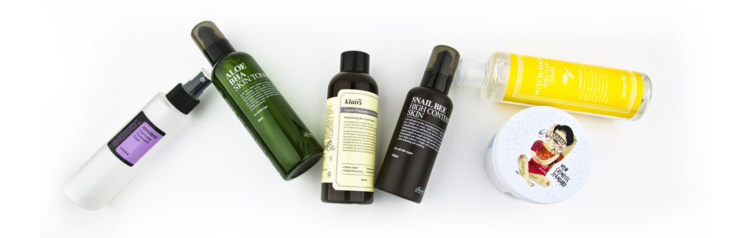 Toner | Korean Skincare | Canada & USA | Mikaela Beauty