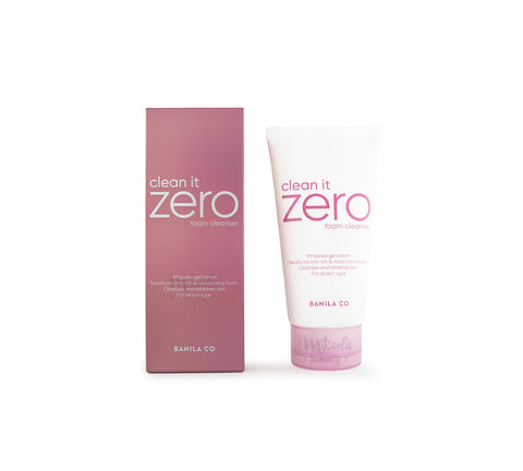 BANILA CO Clean It Zero Foam Cleanser Canada | Korean Skincare Mikaela