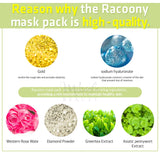 SECRET KEY - Gold Racoony Hydrogel Mask - Mikaela Beauty, Face Mask - Skincare, SECRET KEY - COSRX, SECRET KEY - MIZON, SECRET KEY - BENTON