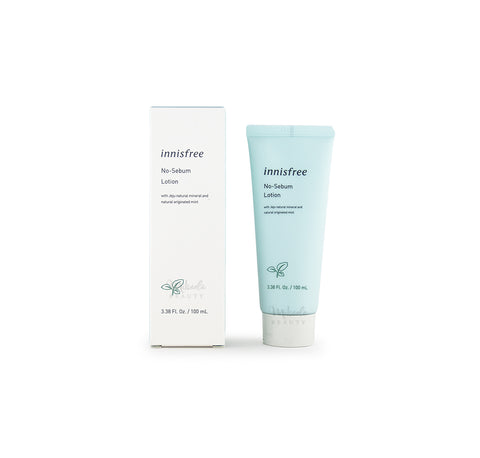 INNISFREE No-Sebum Lotion Canada & USA | Korean Skincare Mikaela