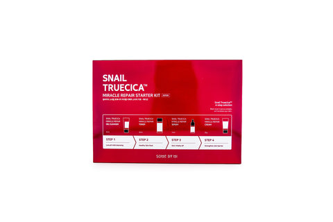 SOME BY MI Snail Truecica Miracle Repair Starter Kit Canada