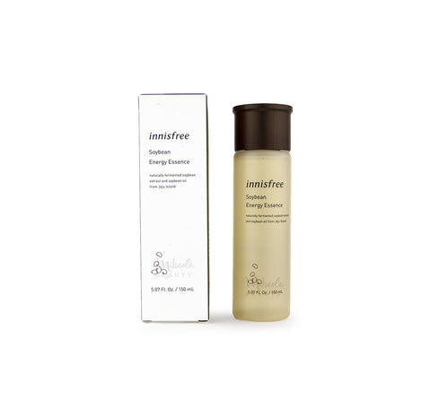 INNISFREE Soybean Energy Essence Canada | Korean Skincare Mikaela
