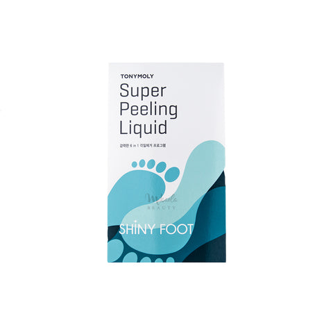 TONYMOLY Shiny Foot Super Peeling Liquid Canada | Korean Skincare