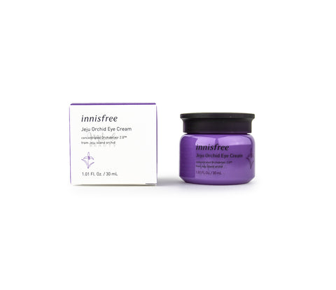 INNISFREE Jeju Orchid Eye Cream | Korean Skincare Canada & USA | Mikaela