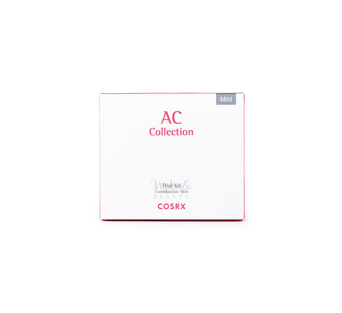 COSRX AC Collection Mild Trial Kit Canada | Korean Skincare Mikaela