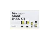 COSRX All About Snail Kit Canada | Best Korean Skincare Mikaela Beauty