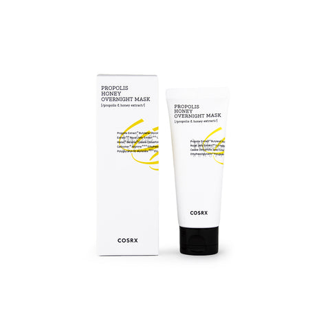 COSRX Full Fit Propolis Honey Overnight Mask Canada | Korean Skincare