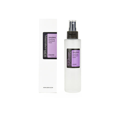 COSRX AHA/BHA Clarifying Treatment Toner | Canada & USA | Mikaela