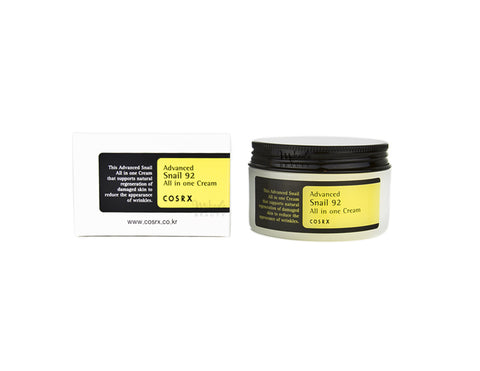 COSRX Advanced Snail 92 All In One Cream | Canada & USA |  Mikaela