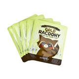 SECRET KEY Gold Racoony Hydrogel Mask | Korean Skincare Canada & USA