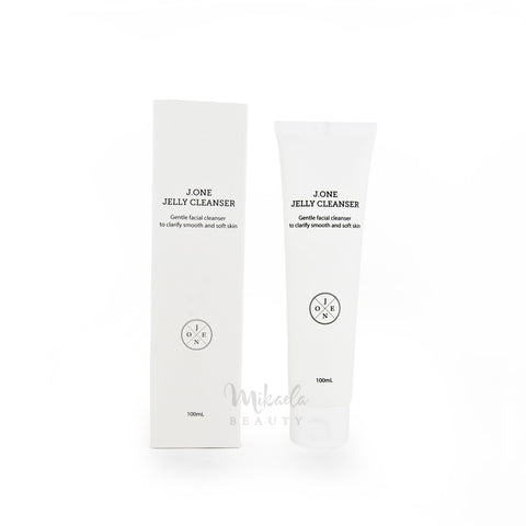 J.ONE Jelly Cleanser | Korean Skincare | Canada & USA | Mikaela Beauty