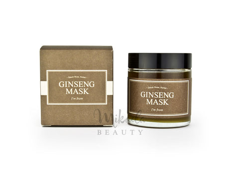 I'm From - Ginseng Mask Korea | Canada & US | Mikaela Beauty