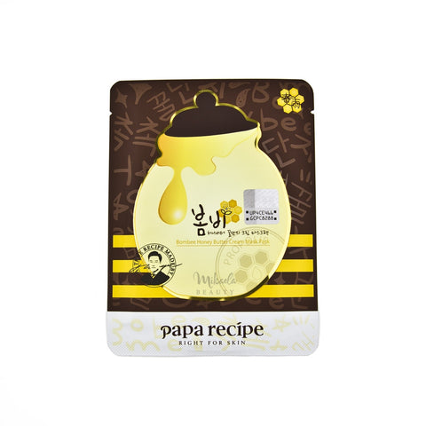Papa Recipe Bombee Honey Butter Mask | Canada & USA Mikaela Beauty