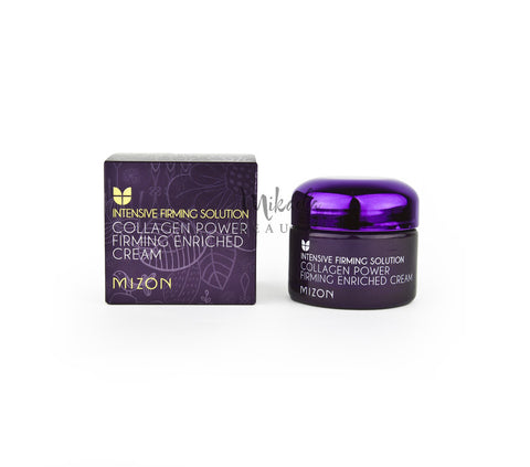 MIZON - Collagen Power Firming Enriched Cream-MIZON-Mikaela Beauty