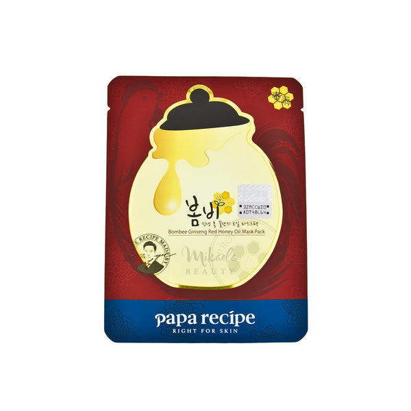 Papa Recipe Bombee Ginseng Red Honey Oil Mask | Canada & USA | Mikaela