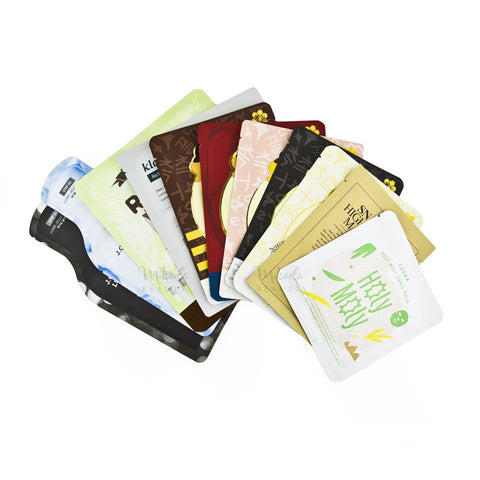 Mikaela Mask Sampler Pack | Sheet Mask | Canada & USA | Mikaela Beauty