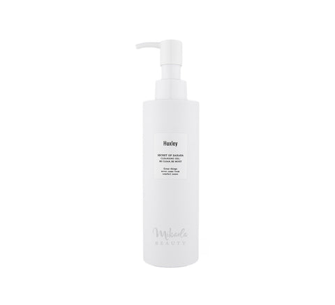 Huxley Cleansing Gel | Canada & USA | Korean Skincare | Mikaela Beauty