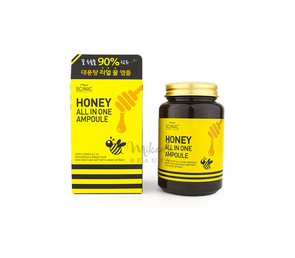 SCINIC - Honey All in One Ampoule | Korean Skincare Canada | Mikaela