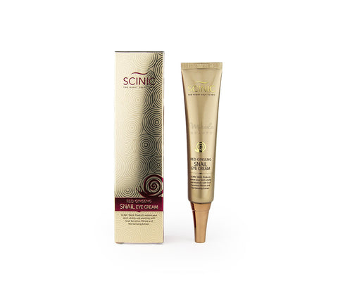 SCINIC - Red Ginseng Snail Eye Cream  | Korean Skincare | Canada & USA
