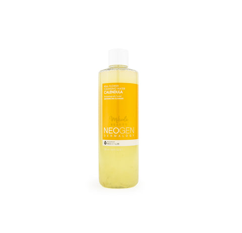 NEOGEN Real Flower Cleansing Water Calendula | Korean Skincare Canada