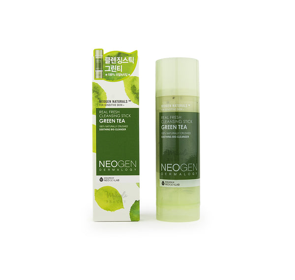 NEOGEN Real Fresh Cleansing Stick Green Tea | Korean Skincare Canada
