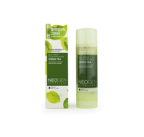 NEOGEN Real Fresh Cleansing Stick Green Tea | Canada | Korean Skincare
